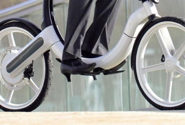 Bicicleta electrica Vokswagen bik.e