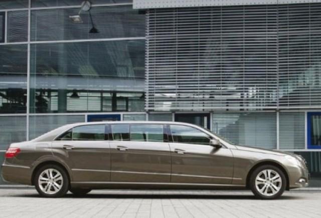 OFICIAL: Mercedes E-Klasse Limousine