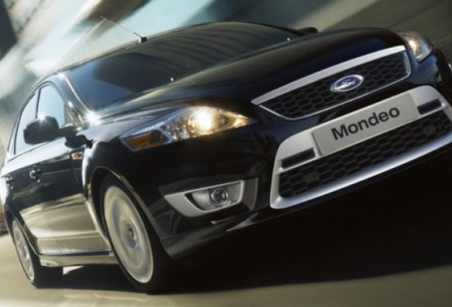 Ford Mondeo primeste propulsoare mai performante