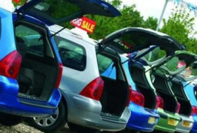 Importul de masini second, pericol de evaziune fiscala