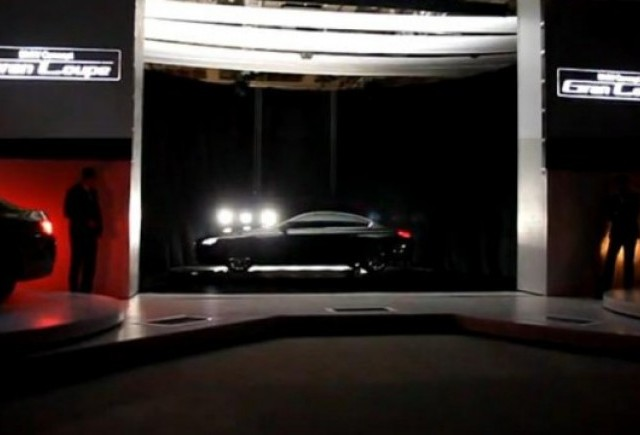 VIDEO: Prezentarea conceptului BMW Gran Coupe