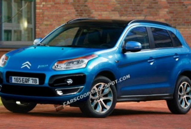 Grupul francez PSA pregateste o rebranduire a modelului Mitsubishi ASX