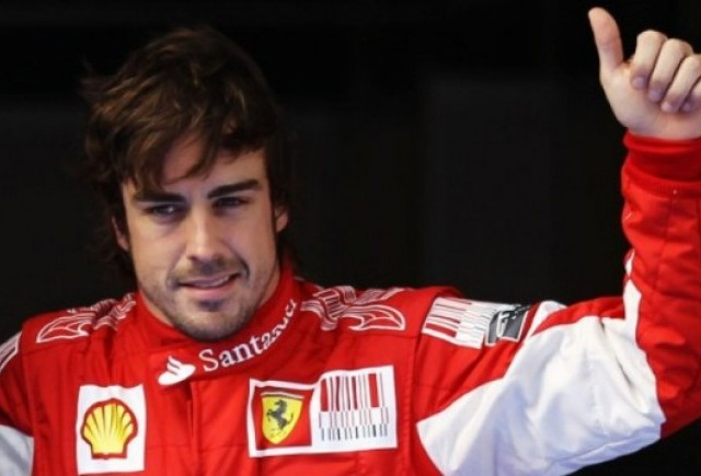 Fernando Alonso si-a asigurat degetele opozabile pentru 14 milioane de dolari