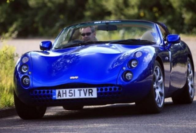 TVR va reveni cu un nou roadster