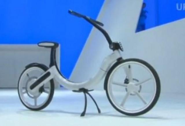VIDEO: Volkswagen prezinta noul concept bik.e