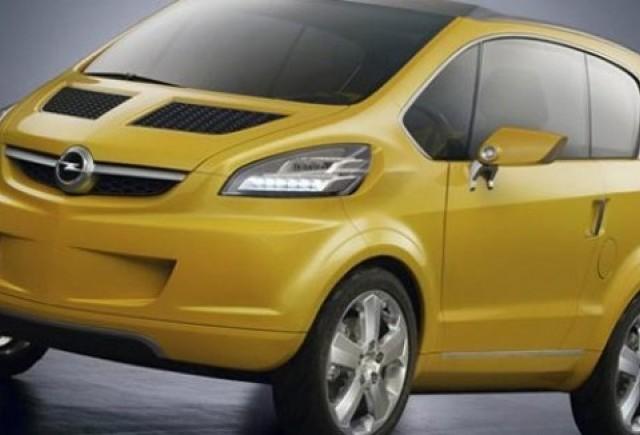 Noi informatii despre modelul mini Opel