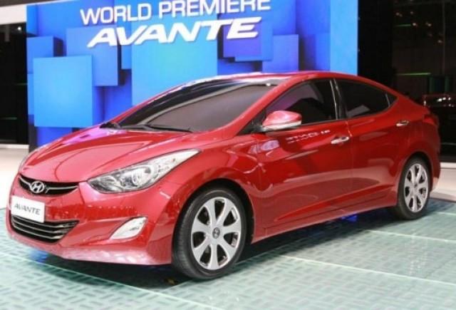 Hyundai a prezentat noul Elantra