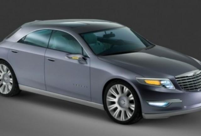 Noul Chrysler Sebring se va numi Nassau