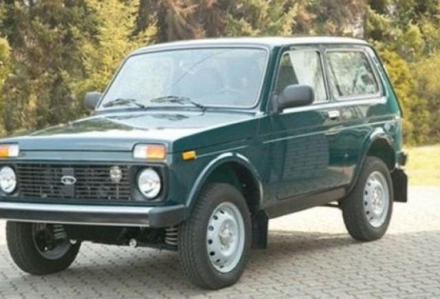 Lada a realizat modelul Lada Niva facelift