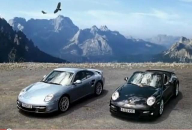 VIDEO: Primul promo al noului Porsche 911 Turbo S