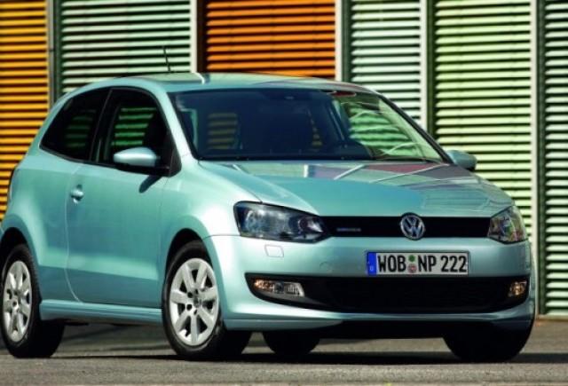 Volkswagen prezinta noul Polo BlueMotion 1.2 TDI