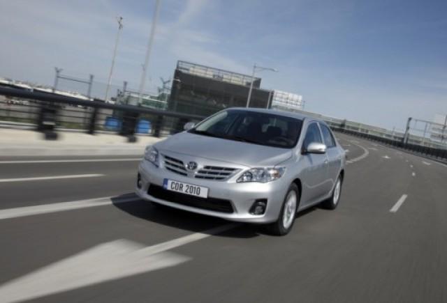 Iata noul Toyota Corolla facelift!