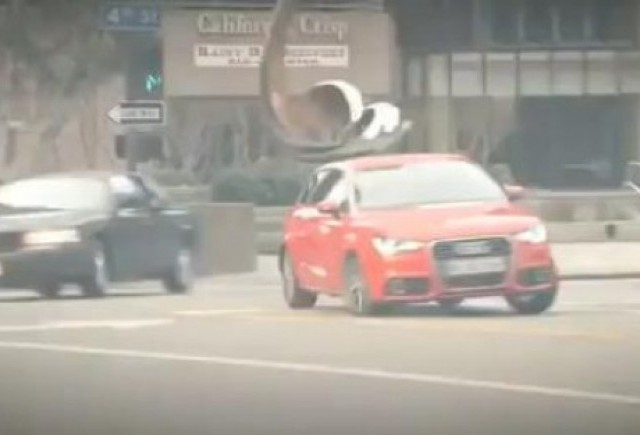 VIDEO: Audi A1 in filmul The Next Big Thing