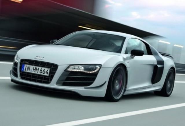 Iata noul Audi R8 GT!