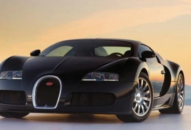 Politia olandeza a confiscat un Bugatti Veyron