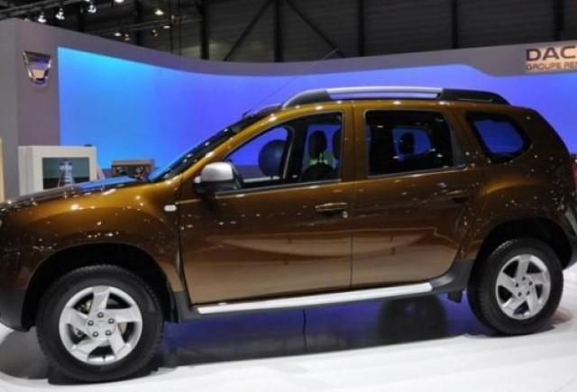 10.000 de comenzi pentru Dacia Duster in prima luna