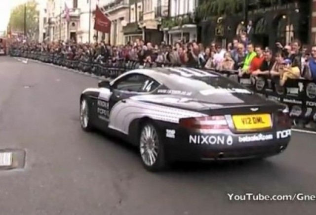 VIDEO: A inceput Gumball 3000!