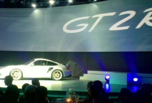 Noul Porsche 911 GT2 RS va fi lansat in septembrie