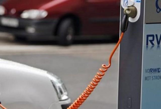 Germania vrea 1 milion de masini electrice in 10 ani