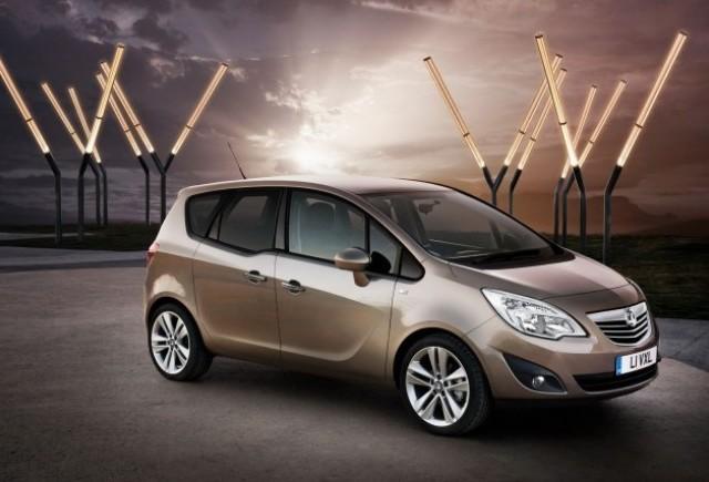 Noul Opel Meriva, in Romania de la 12.990 euro cu TVA