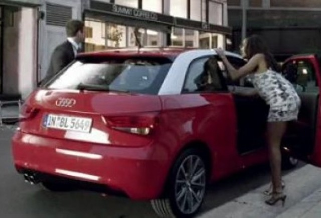 VIDEO: Justin Timberlake si Audi A1 in serialul