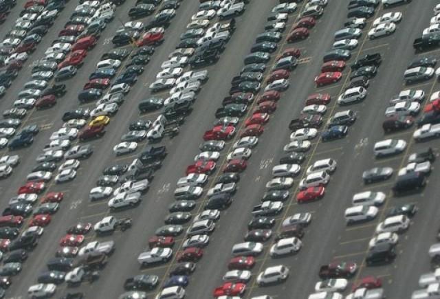Inmatricularile de masini noi au scazut cu 57% in primul trimestru