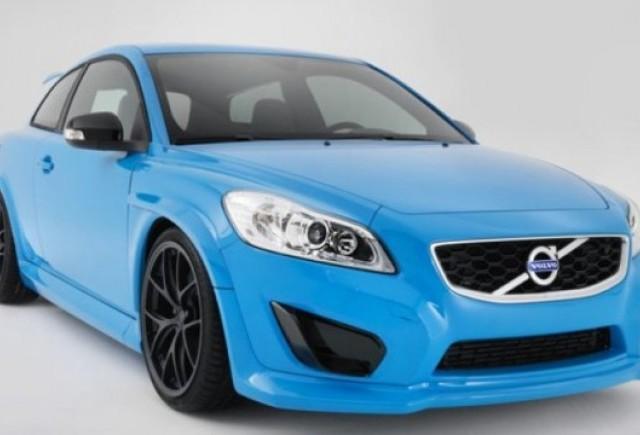VIDEO: Volvo C30 Polestar prezentat din toate unghiurile
