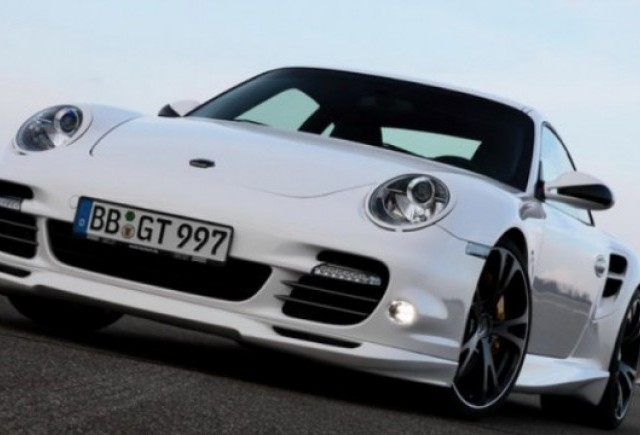 Techart a tunat noul Porsche 911 Turbo facelift