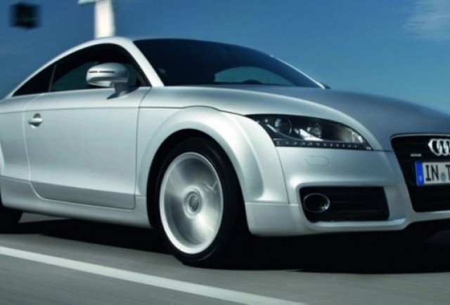 Audi TT Coupe si Roadster va primi propulsorul de 2.0 litri TDI