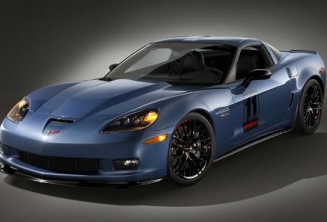 VIDEO: Corvette ZO6 primeste imbunatatiri