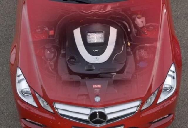 Mercedes prezinta noile motoare V6 si V8