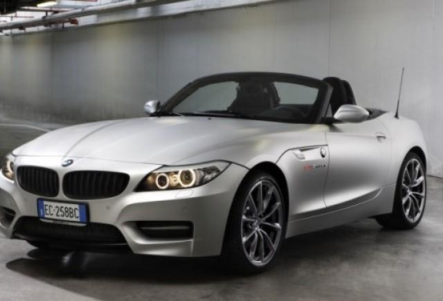 BMW lanseaza editia limitata  Z4 sDrive35is Mille Miglia