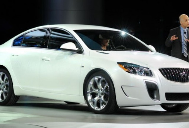 Buick va lansa trei noi modele