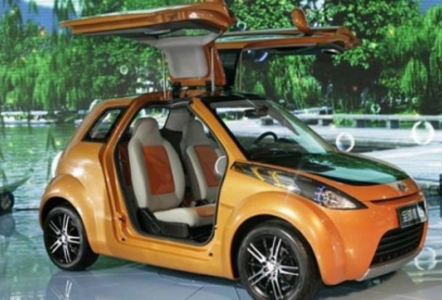 Chinezii vor construi cea mai ieftina masina din lume