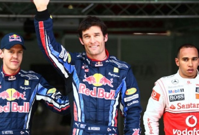 Webber pleaca din pole-position la Barcelona