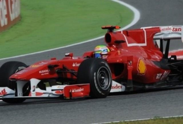 Ferrari renunta la codul de bare care-i asociau cu Marlboro