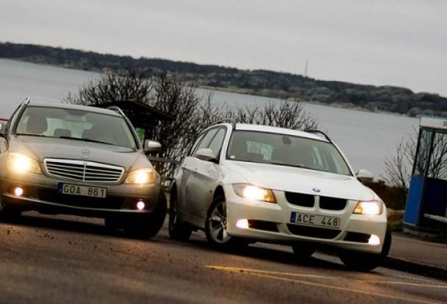 BMW economiseste 4 miliarde de euro cu ajutorul Mercedes