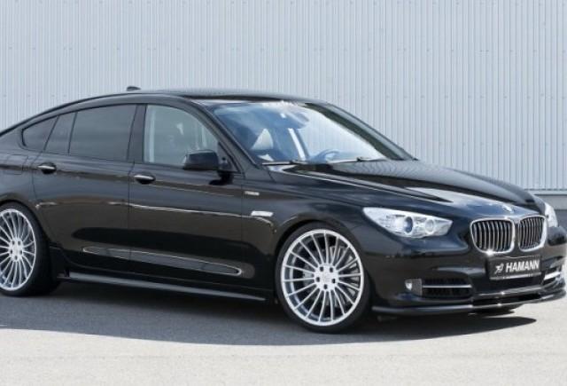 BMW Seria 5 GT tunat de Hamann