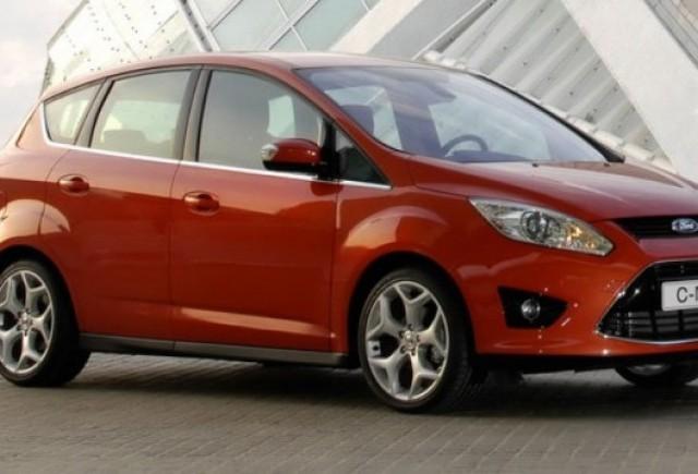 Ford va lansa noul C-Max hibrid si plug-in in 2013