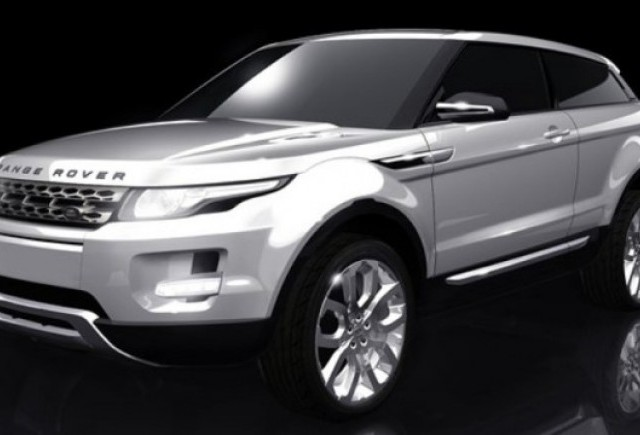 Noul Land Rover LRX va avea si tractiune frontala