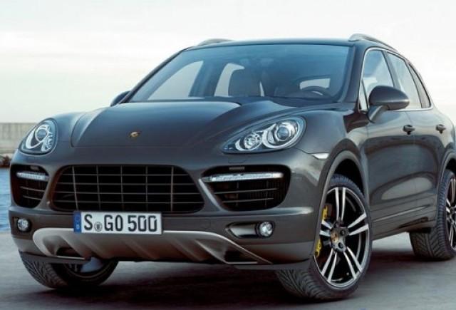 Porsche lanseaza noul Cayenne facelift in Romania
