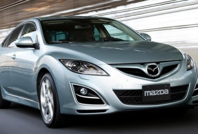 Mazda6 facelift, in Romania de la 21.990 euro
