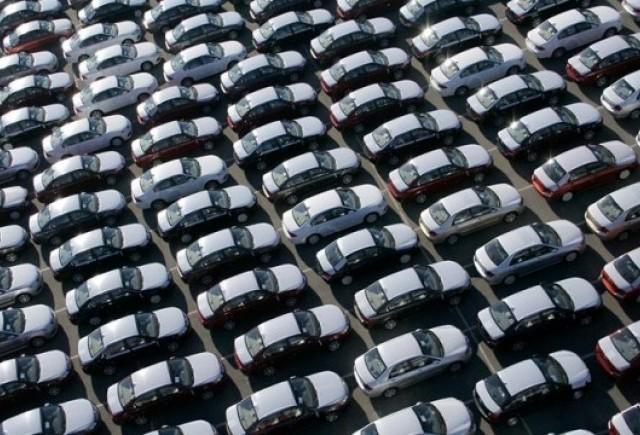 Inmatricularile de masini noi au crescut cu 120% in aprilie