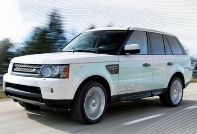 Land Rover prezinta noul Range Rover Sport hibrid