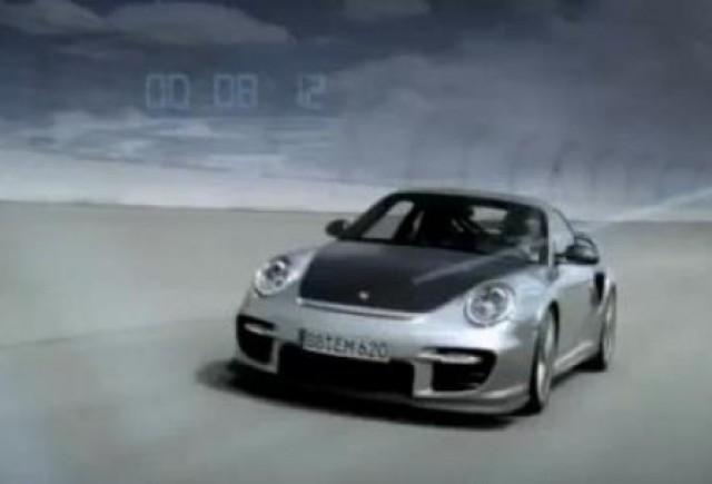 VIDEO: Primul clip cu noul Porsche 911 GT2 RS