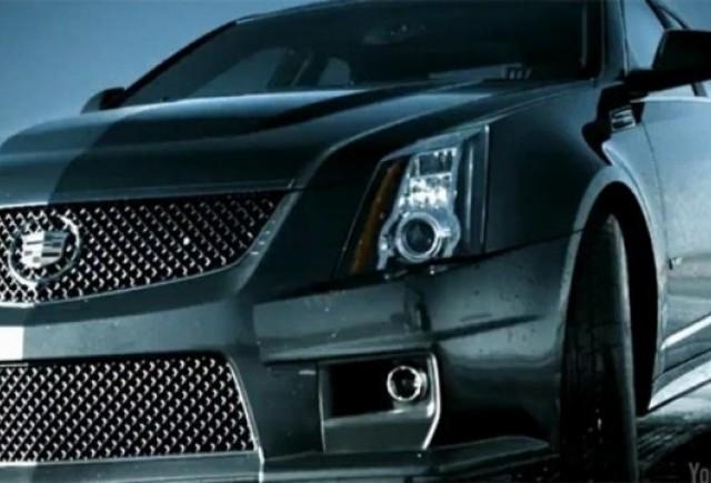 VIDEO: Cadillac prezinta noile spoturi publicitare pentru modelele CTS, CTS-V si SRX
