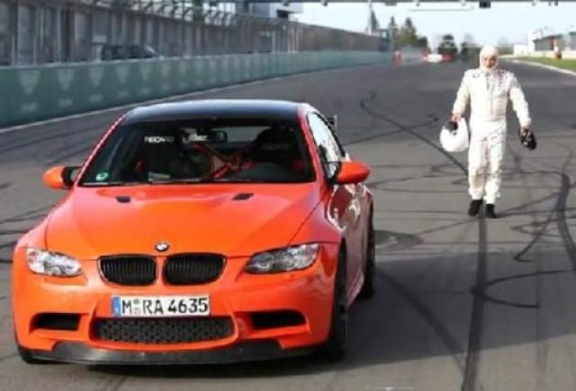 VIDEO: BMW prezinta noul BMW M3 GTS