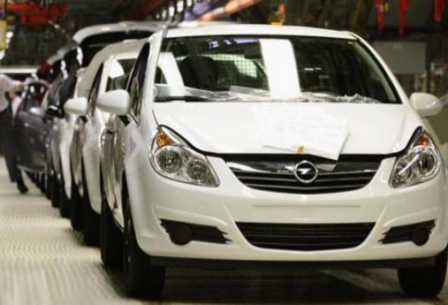 Opel mareste productia modelului Corsa