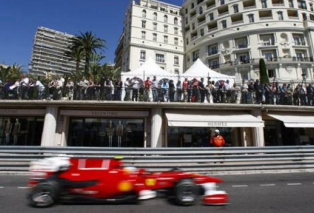 Ferando Alonso este pe primul loc dupa sesiunile de pregatire de la Monanco