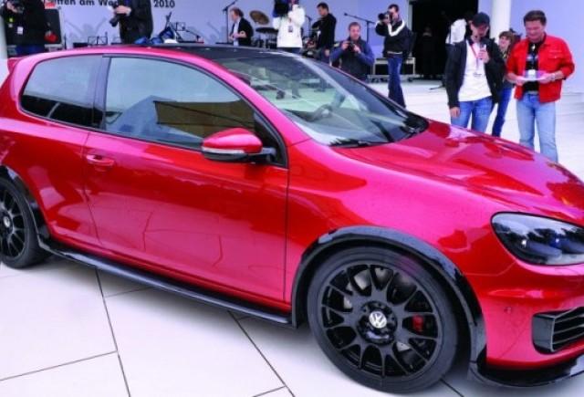 Noul Volkswagen Golf GTI Excessive!